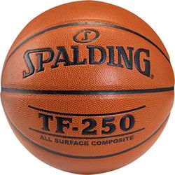 Spalding Tf 250 In/Outdoor (Size 5) Basketbal Kinderen - Oranje