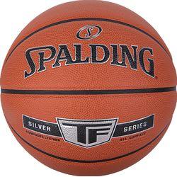 Spalding Tf Silver Basketbal Kinderen - Oranje