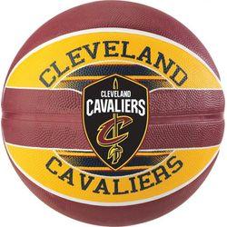 Spalding Cleveland Cavaliers (Size 7) Team Outdoor Basketbal - Bordeaux / Geel