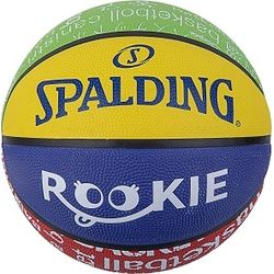 Spalding Rookie Basketball Enfants - Multicolore