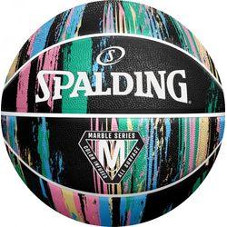 Spalding Marble Basketball Enfants - Noir / Multicolore