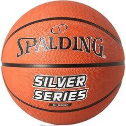 Spalding Silver Series (Size 6) Basketbal Dames - Oranje