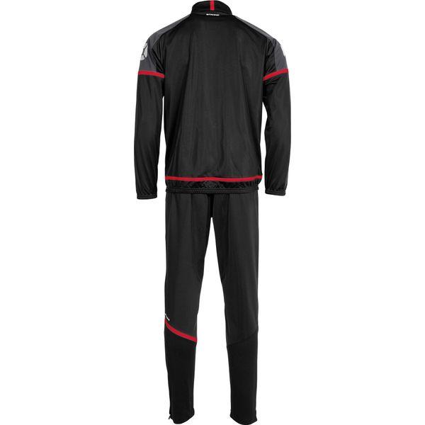 Stanno Prestige Trainingspak Polyester Kinderen - Zwart / Rood