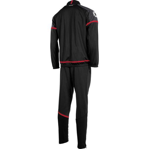 Stanno Prestige Trainingspak Polyester - Zwart / Rood