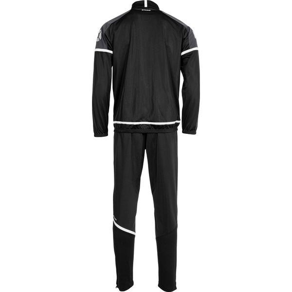 Stanno Prestige Trainingspak Polyester - Zwart / Antraciet