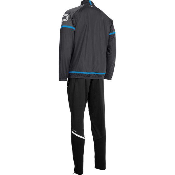 Stanno Prestige Trainingspak Polyester - Donkergrijs / Blauw
