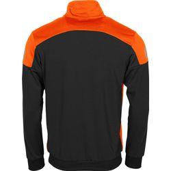 Voorvertoning: Stanno Pride Trainingsvest - Zwart / Oranje