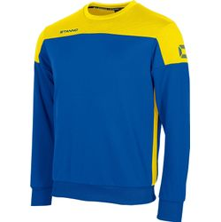 Stanno Pride Sweater Heren - Royal / Geel