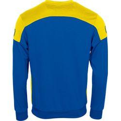 Voorvertoning: Stanno Pride Sweater Heren - Royal / Geel