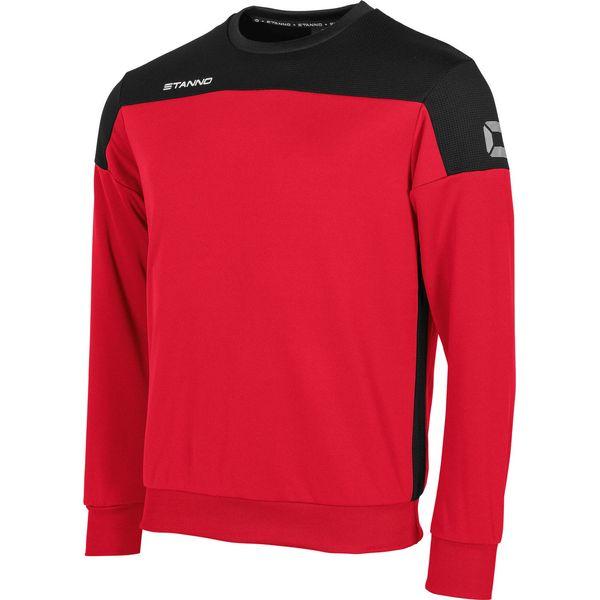 Stanno Pride Sweater - Rood / Zwart