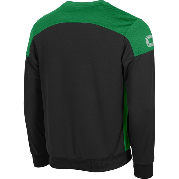 Stanno Pride Sweater - Zwart / Groen