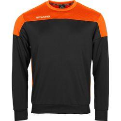 Voorvertoning: Stanno Pride Sweater Kinderen - Zwart / Oranje