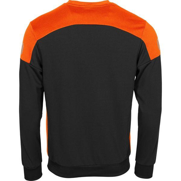 Stanno Pride Sweater Kinderen - Zwart / Oranje