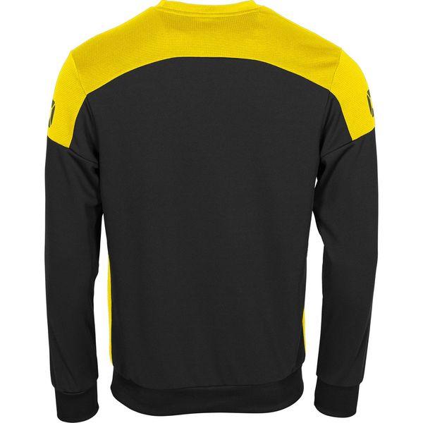 Stanno Pride Sweater Kinderen - Zwart / Geel