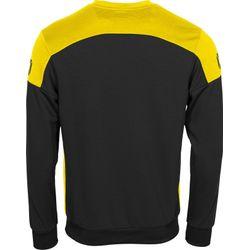 Voorvertoning: Stanno Pride Sweater Kinderen - Zwart / Geel