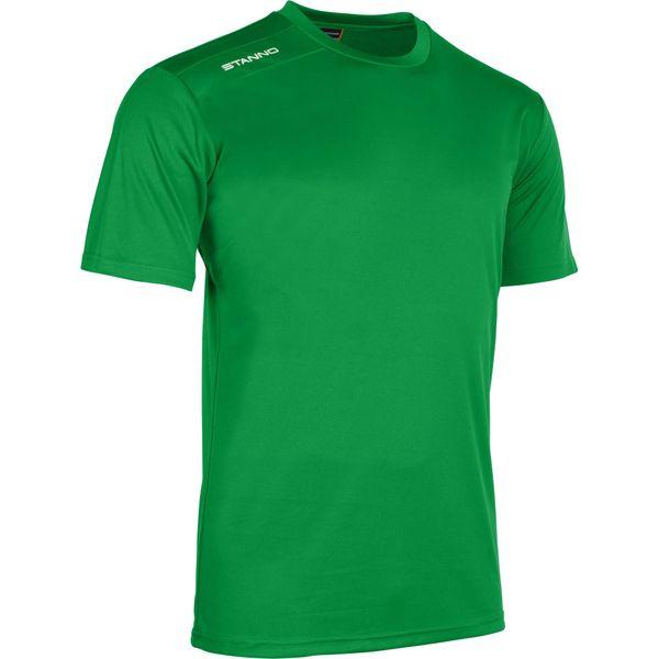 Stanno Field Shirt Korte Mouw Kinderen - Groen