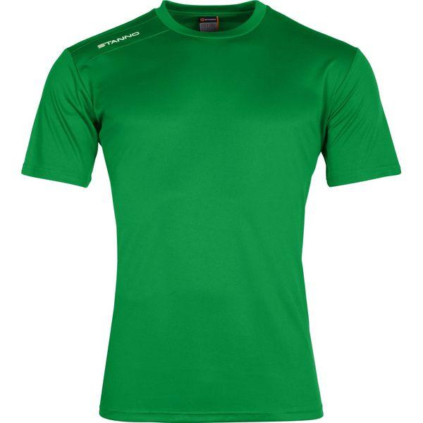 Stanno Field Shirt Korte Mouw - Groen