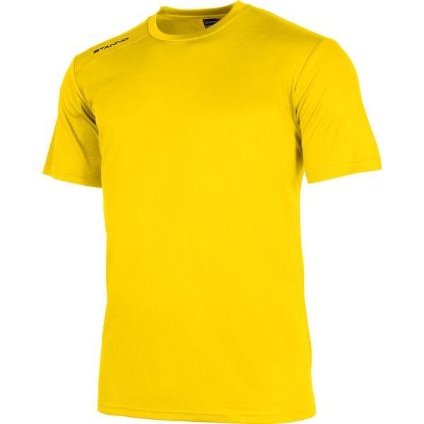 Stanno Field Shirt Korte Mouw Kinderen - Geel