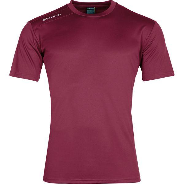 Stanno Field Shirt Korte Mouw - Bordeaux