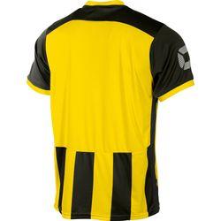 Voorvertoning: Stanno Brighton Shirt Korte Mouw - Geel / Zwart