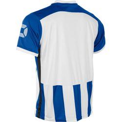 Voorvertoning: Stanno Brighton Shirt Korte Mouw - Royal / Wit