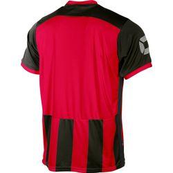 Voorvertoning: Stanno Brighton Shirt Korte Mouw Kinderen - Rood / Zwart