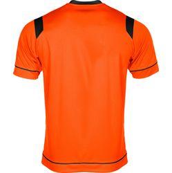 Voorvertoning: Stanno Arezzo Shirt Korte Mouw Kinderen - Oranje / Zwart