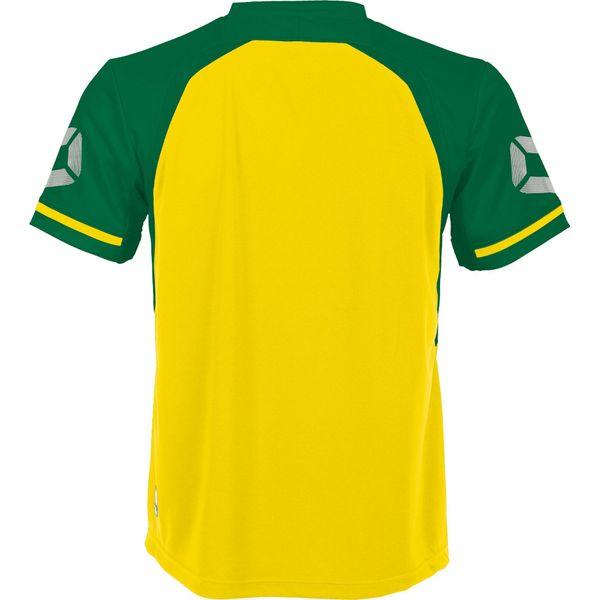 Stanno Liga Shirt Korte Mouw Kinderen - Geel / Groen
