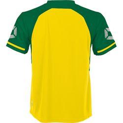 Voorvertoning: Stanno Liga Shirt Korte Mouw Kinderen - Geel / Groen