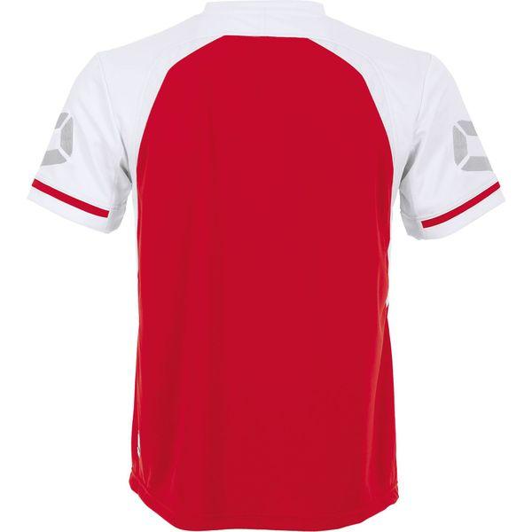 Stanno Liga Shirt Korte Mouw Kinderen - Rood / Wit