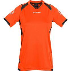 Stanno Olympico Volleybalshirt Dames - Oranje / Zwart