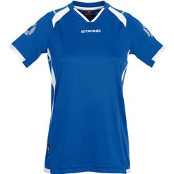 Stanno Olympico Volleybalshirt Dames - Royal / Wit