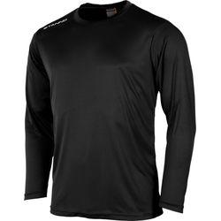 Voorvertoning: Stanno Field Voetbalshirt Lange Mouw - Zwart