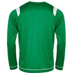 Voorvertoning: Stanno Arezzo Voetbalshirt Lange Mouw Kinderen - Groen / Wit