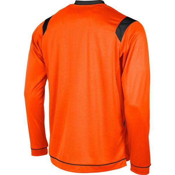 Stanno Arezzo Voetbalshirt Lange Mouw Kinderen - Oranje / Zwart