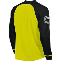 Voorvertoning: Stanno Liga Voetbalshirt Lange Mouw - Fluogeel / Zwart