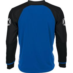 Voorvertoning: Stanno Liga Voetbalshirt Lange Mouw Kinderen - Royal / Zwart