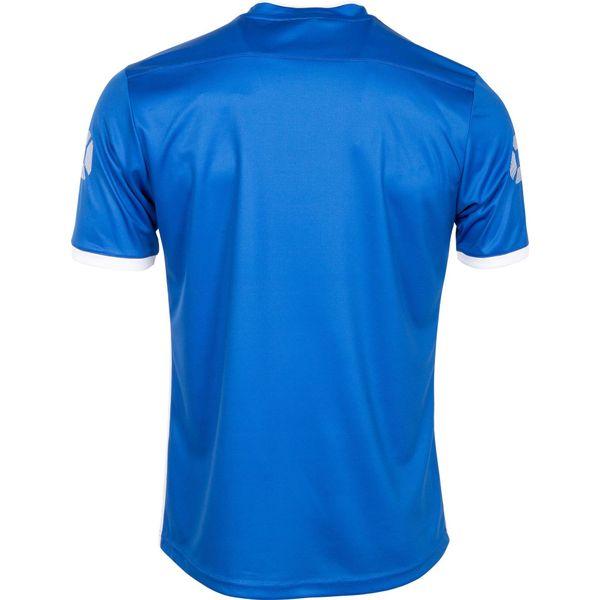 Stanno Fusion Shirt Korte Mouw Kinderen - Royal / Zwart