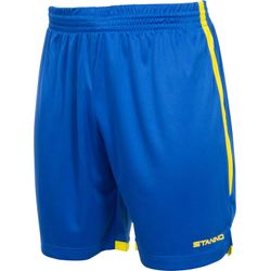 Stanno Focus Short Kinderen - Royal / Geel