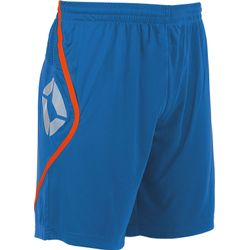 Stanno Pisa Short Kinderen - Blauw / Shocking Orange