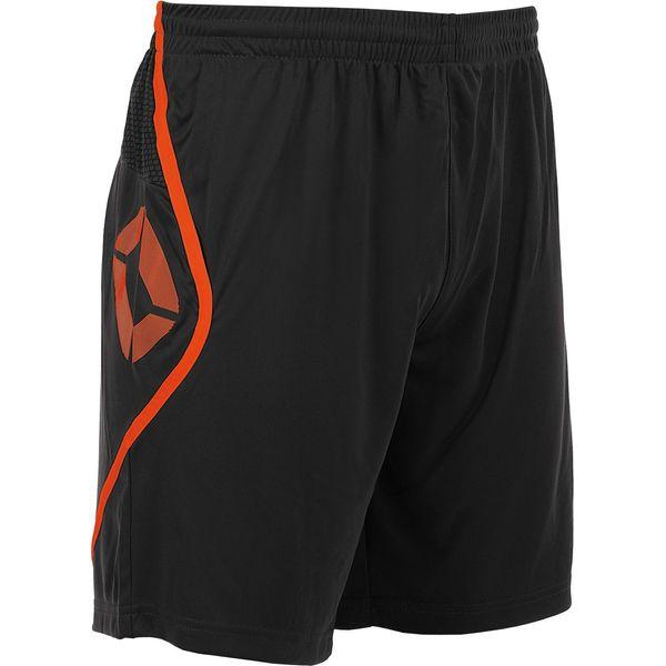 Stanno Pisa Short - Zwart / Oranje
