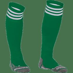 Stanno Ring Chaussettes De Football - Vert / Blanc