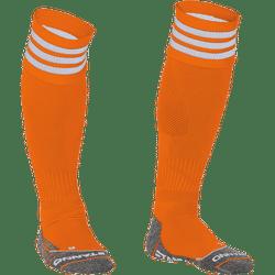 Stanno Ring Chaussettes De Football - Orange / Blanc