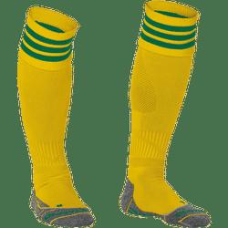 Stanno Ring Chaussettes De Football - Jaune / Vert