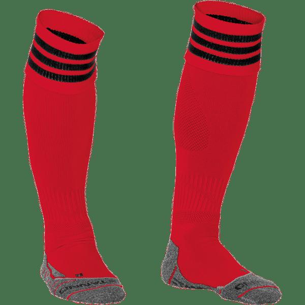 Stanno Ring Voetbalkousen - Rood / Zwart
