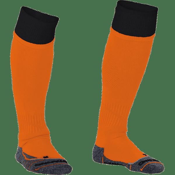 Stanno Combi Voetbalkousen - Oranje / Zwart