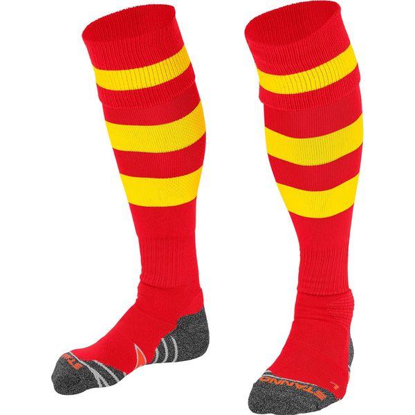 Stanno Original Chaussettes De Football - Rouge / Jaune