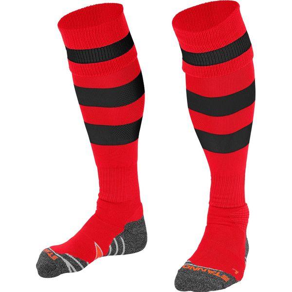 Stanno Original Voetbalkousen - Rood / Zwart