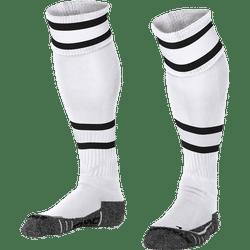 Stanno League Voetbalkousen - Wit / Zwart