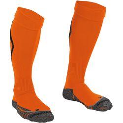 Stanno Forza Chaussettes De Football - Noir / Orange